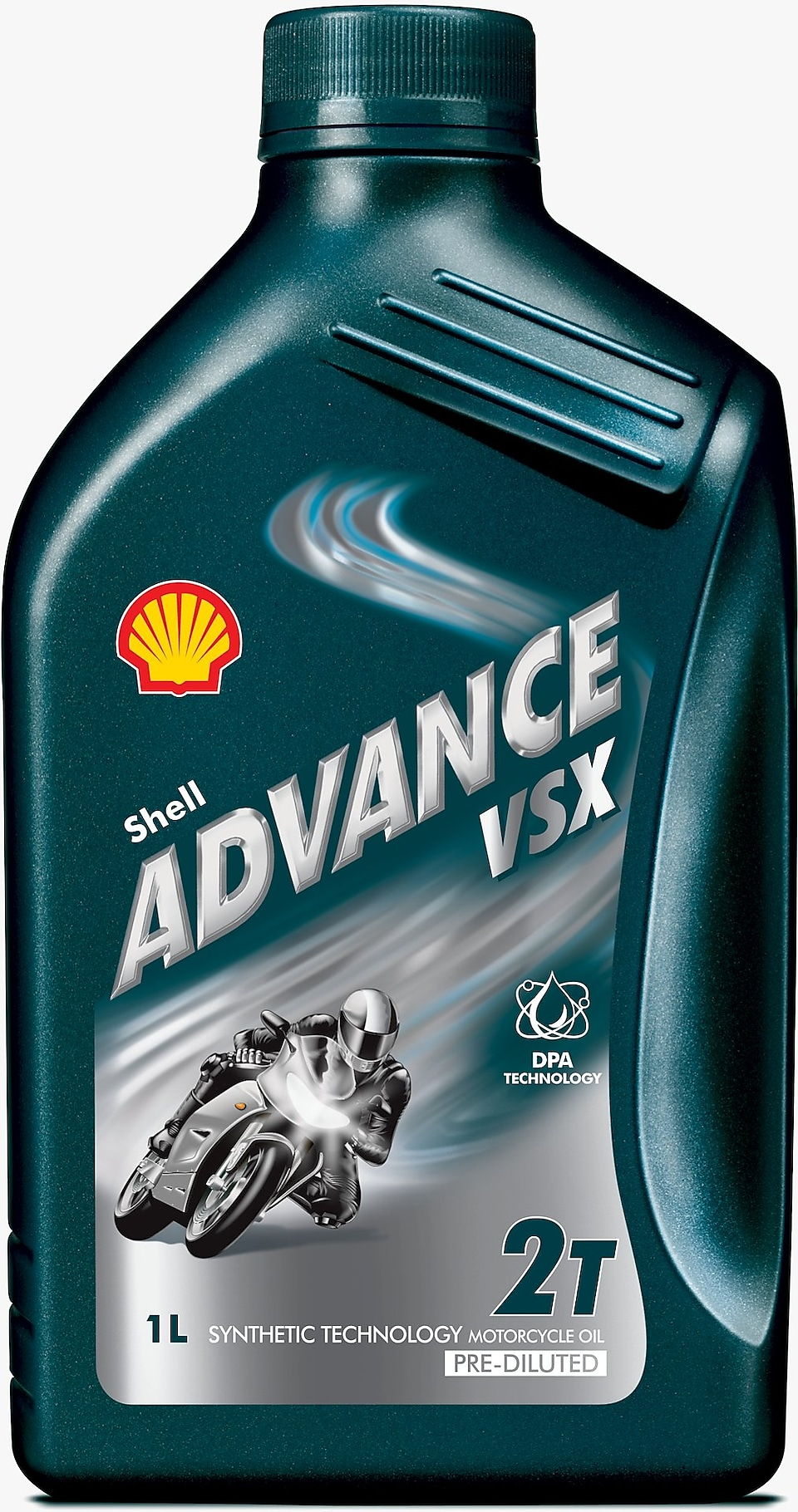 Packshot de Shell Advance VSX 2